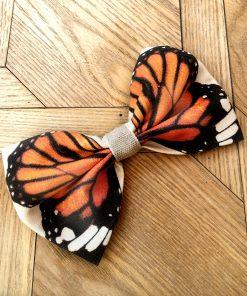 noeud papillon butterfly monarque